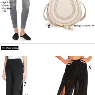 Trend Alert: Lace Up Bodysuit